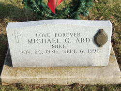 Michael G ARD