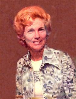 Annie Lee <I>Richardson</I> Mahaffey