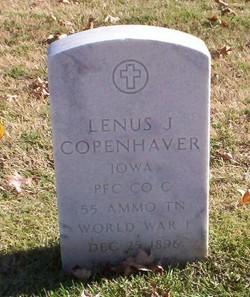 Lenus J Copenhaver