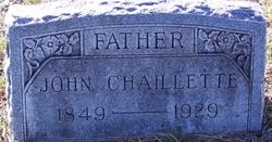 John Constant Chaillete