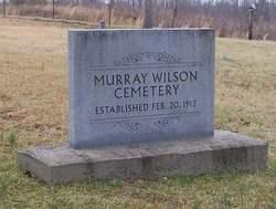 Murray Wilson Cemetery