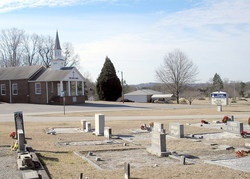 Tyger Baptist Church Cemetery
