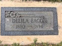 Delila Bacon