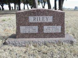 Doris <I>Noble</I> Riley