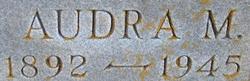Audra M. <I>Gaines</I> Ashford