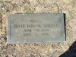 Belle Saline <I>Loving</I> Spiller