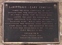Laboiteaux-Cary Cemetery
