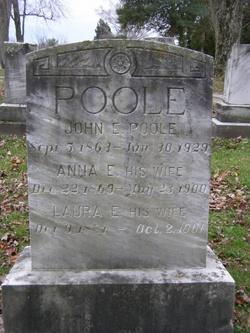 Laura Ellen <I>Reed</I> Poole