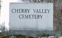 Cherry Valley Cemetery