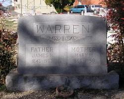 Mary Martha <I>Estepp</I> Warren