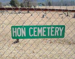 Hon Cemetery