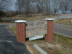 Pine Grove Presbyterian Church Cemetery