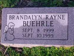 Brandalyn Rayne Buehrle