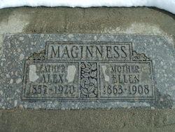 Sarah Ellen <I>Mills</I> Maginness