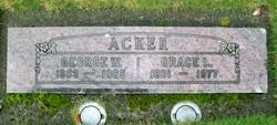 Grace Lucille <I>Cottrell</I> Acker