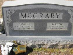 Hattie <I>Proctor</I> McCrary