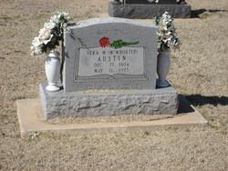 Vera Maude <I>McWhorter</I> Austin