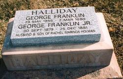 George Franklin Halliday, Jr