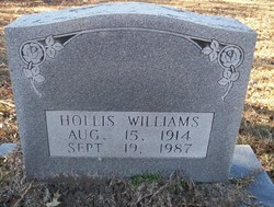 Hollis Williams