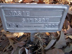 Josie Simpson