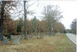 Ponder Cemetery