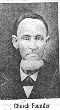 Rev David M. Jordan