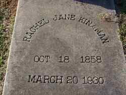 Rachel Jane Kinaman