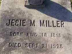 Jesie M. Miller