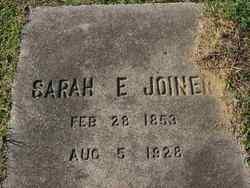Sarah E. Joiner