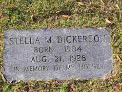 Stella M. Dickerson