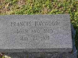 Frances Haywood