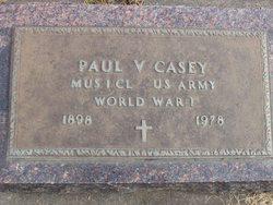 Paul V Casey