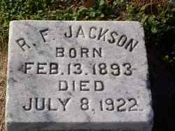 R. F. Jackson