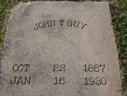 John T. Guy