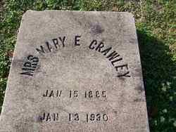 Mary E. Crawley
