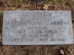 William Gene Garrens