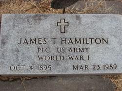 James T Hamilton