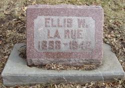 Ellis W LaRue