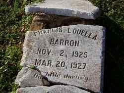 Francis Louella Barron