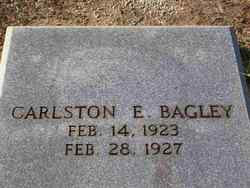 Carlston E. Bagley