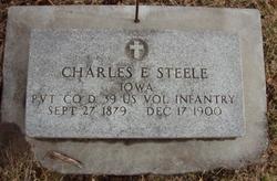 Charles E Steele