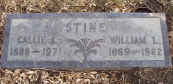 Callie L <I>Sigmon</I> Stine