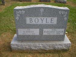 Basil Dorsey Boyle