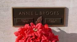 Annie Laurie <I>Stiles</I> Brooks