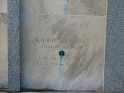 SGT Maurice J. Shavack
