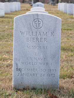 William Kenneth Bierer, Sr