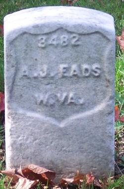 Andrew Jackson Eads