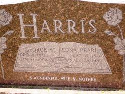 Edna Pearl <I>Flanders</I> Harris