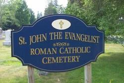 Saint John The Evangelist Roman Catholic Cemetery