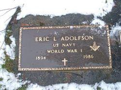 Eric Lawrence Adolfson